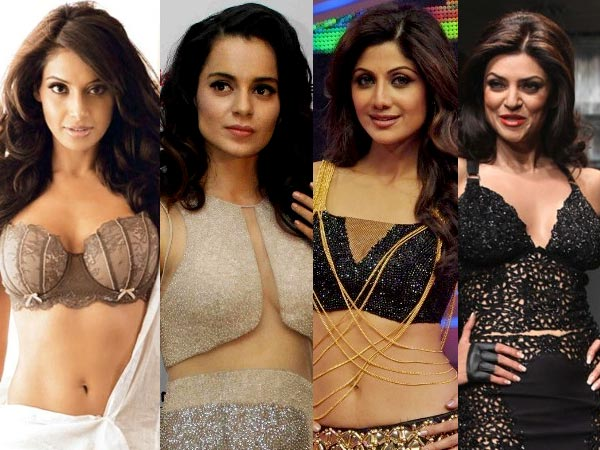 30 actresses who got breast implants - 10 Bollywood Actresses You Never Knew Had Breast Implants