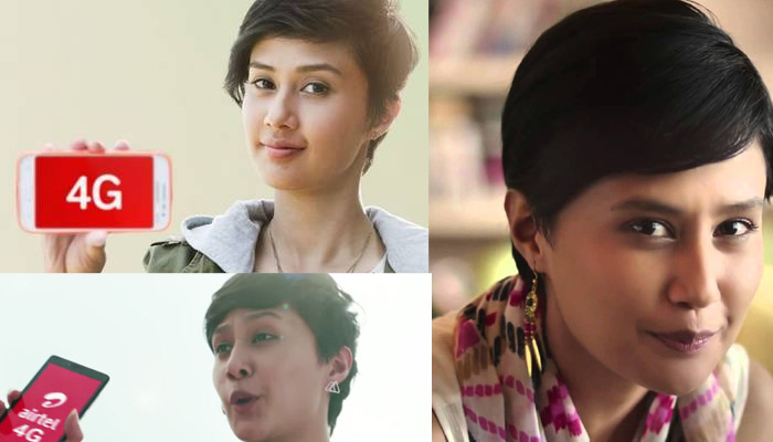 THE AIRTEL 4G GIRL SASHA CHETTRI SOME FACTS YOU DIDNT KNOW ABOUT HER