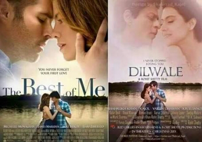 images 3.jpg 2 - Some Bollywood movies posters that were copied from Hollywood