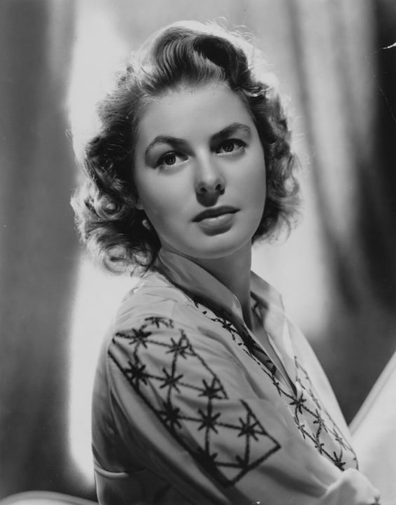 ingrid bergman portrait 00m ncz - Actors and Actresses Who Have Won The Most Oscars