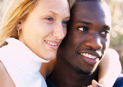 blackmen dating white woman