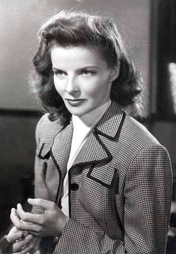 katharine hepburn woman of the year cropped - Actors and Actresses Who Have Won The Most Oscars