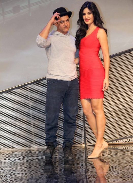katrina kaif in launch of dhoom 3 - Hottest legs in Bollywood! Tall actresses in Bollywood