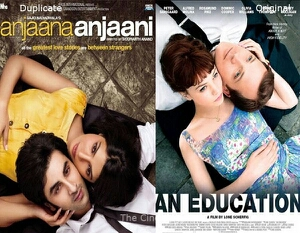 main qimg 36c1abefc62562639c92c0ba20b3b26b - Some Bollywood movies posters that were copied from Hollywood
