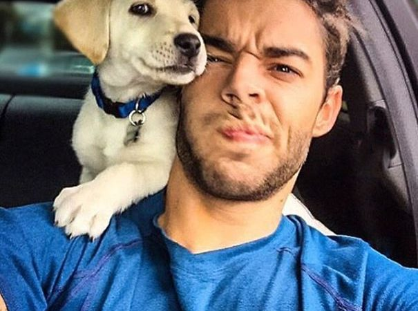 Hot Dudes With Dogs