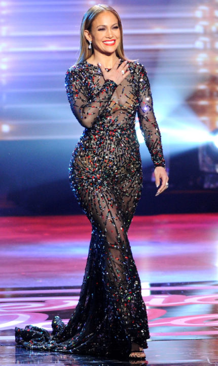 jennifer lopez 2 - 10+ Most Daring And Hot See Through Dresses Worn By Celebrities