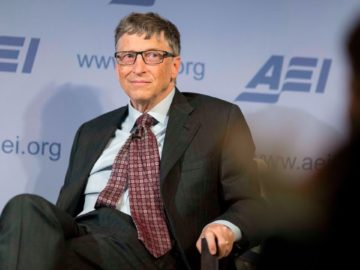 bill gates speaks about india