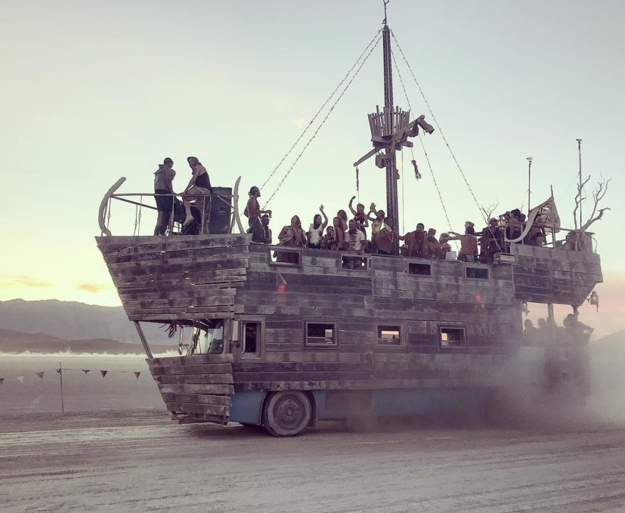 21147827 109619019775531 1840273111287595008 n Copy - Burning Man 2017: Stunning Photos From The World's Craziest Festival