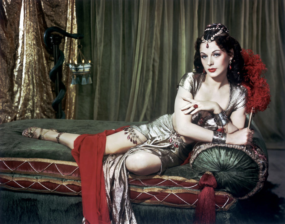 Hedy Lamarr Feet 240805 - Modern WiFi And Bluetooth Was Invented in 1941 By A Hollywood Actress, Hedy Lamarr
