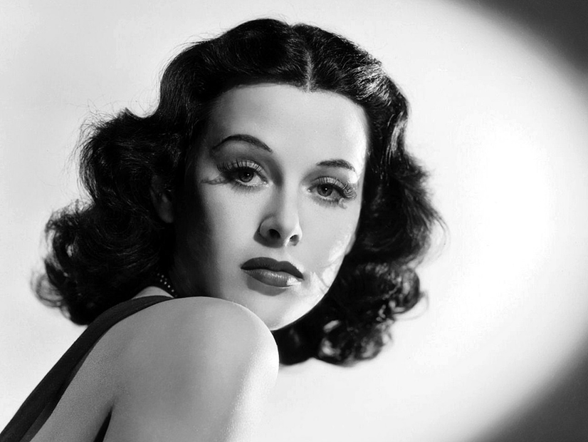 Hedy Lamarr Inventor of Wi Fi - Modern WiFi And Bluetooth Was Invented in 1941 By A Hollywood Actress, Hedy Lamarr