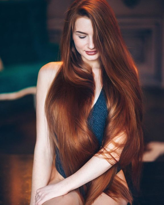 20226152 503239343353206 2402751567494119424 n - Meet The Beautiful Real Life Redhead Rapunzel Anastasia Sidorov