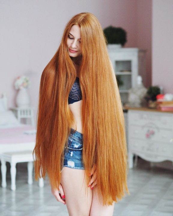 20635468 503983476613574 7207459029726003200 n - Meet The Beautiful Real Life Redhead Rapunzel Anastasia Sidorov