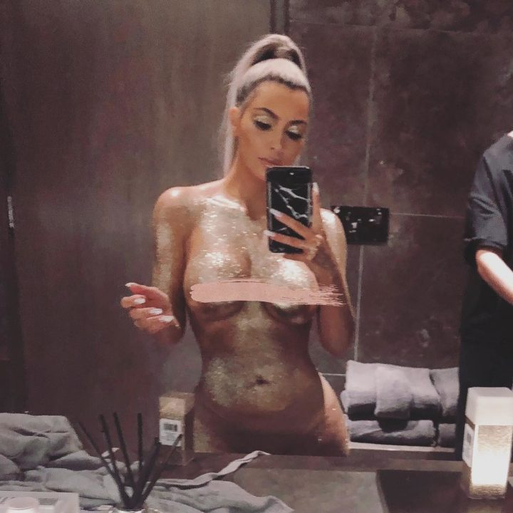 Kim Kardashian Breaks The Internet Again With Her Jaw Dropping Nude