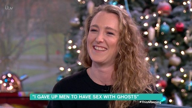 Woman Claims To Have Sex With Ghosts And Hopes To 'Settle Down' With A Spirit