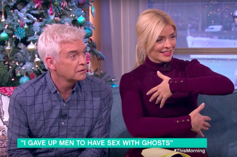 Ghost Edit 2 - Woman Claims To Have Sex With Ghosts And Hopes To 'Settle Down' With A Spirit