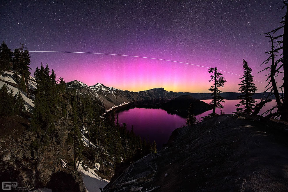 00 1 - Incredible Dazzling Night Sky Photos By Astro Photographer Brad Goldpaint