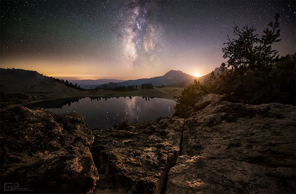 7 19 - Incredible Dazzling Night Sky Photos By Astro Photographer Brad Goldpaint