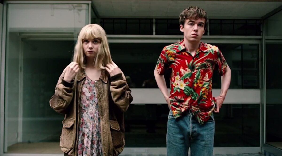 TEOTFW 01 - Netflix's 'Most Addictive' New Show Scores Perfect 100% Rating on Rotten Tomatoes