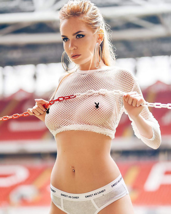 11 20 - Meet The Team Of Playboy Bunnies Of 2018 FIFA World Cup Russia