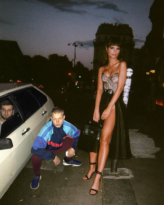 12 12 - Russian Guy Hilariously Photoshops Himself Into Pictures Of Emily Ratajkowski