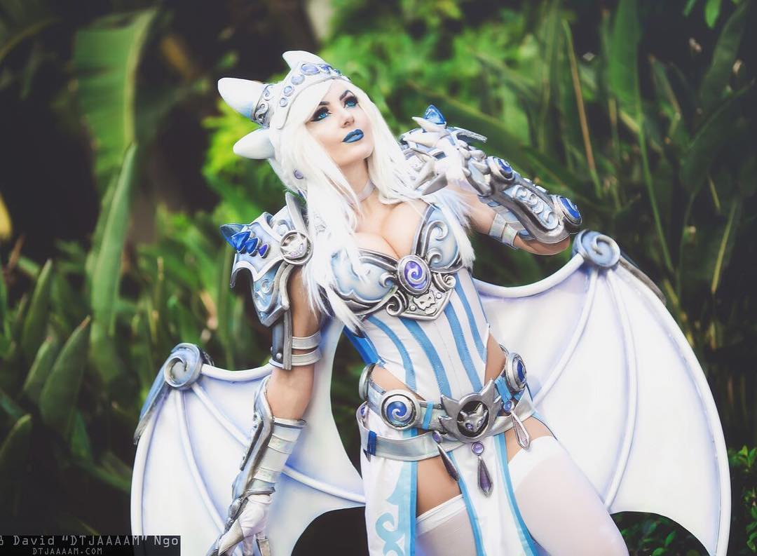 36161054 1275041615963559 1618208398547877888 n - 20+ Of The Best And Sexiest Jessica Nigri Cosplay Ever