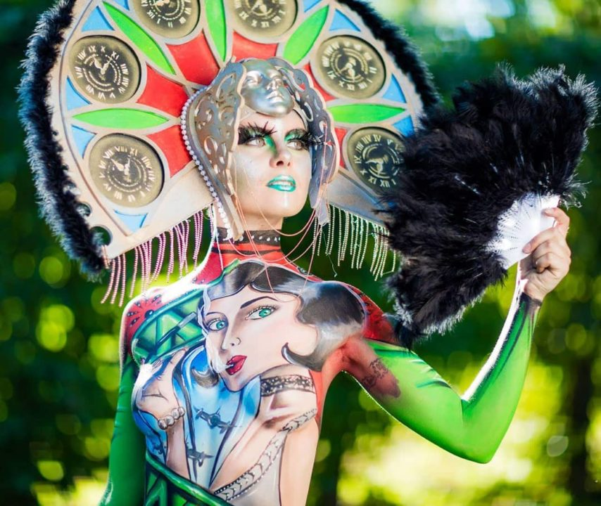 36726387 472403496555197 1183503239417430016 n - Spectacular Artwork From The World Bodypainting Festival 2018