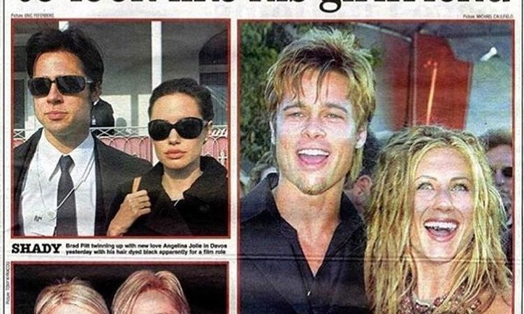 DjCY8n1UYAAfFud 750x450 - Someone Noticed Brad Pitt Always Looks Like The Women He Is Dating
