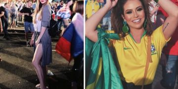 Fifa World Cup 2018 hottest sexiest fans