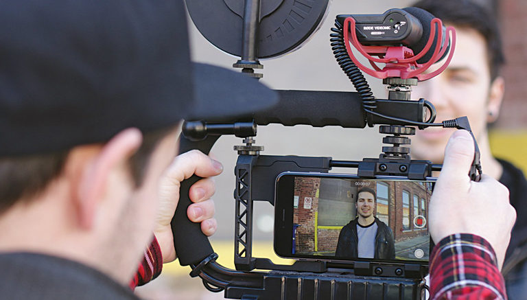 best Smartphone for filmmaking 768x437 - 10 Tips To Create Professional Looking Videos With Your Smartphone
