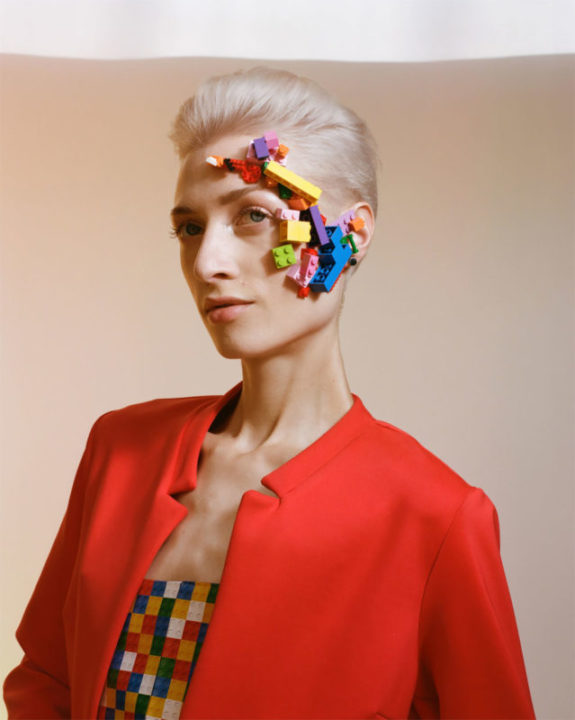 13 3 - Photography Duo Blended Art, Beauty And LEGO In This Creative Lego Photoshoot