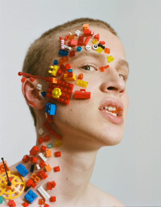 3 3 - Photography Duo Blended Art, Beauty And LEGO In This Creative Lego Photoshoot