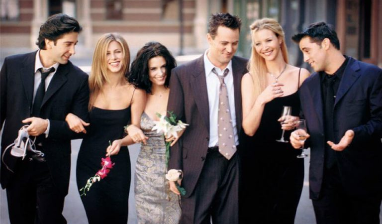 friends reboot
