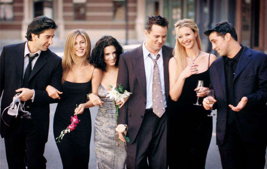 friends 1 - Jennifer Aniston Reveals Which Actor Is Standing In The Way Of A 'Friends' Reboot
