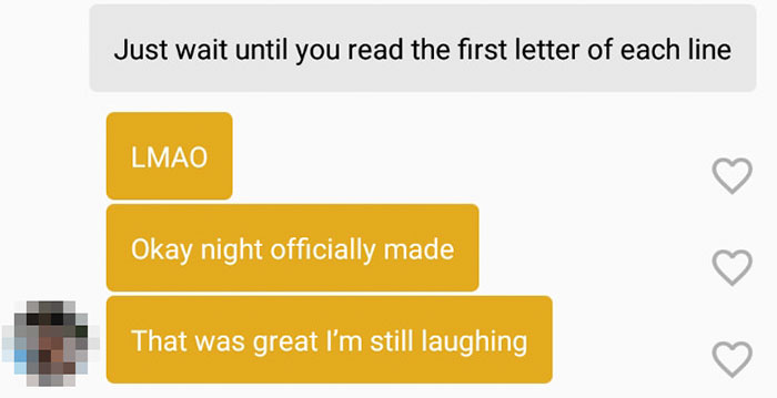 funny tinder chat sonnet 4 - This Guy's Secret Tinder Chat Is Going Viral For Very Fascinating Reasons