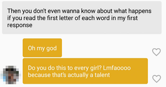 funny tinder chat sonnet 5 - This Guy's Secret Tinder Chat Is Going Viral For Very Fascinating Reasons