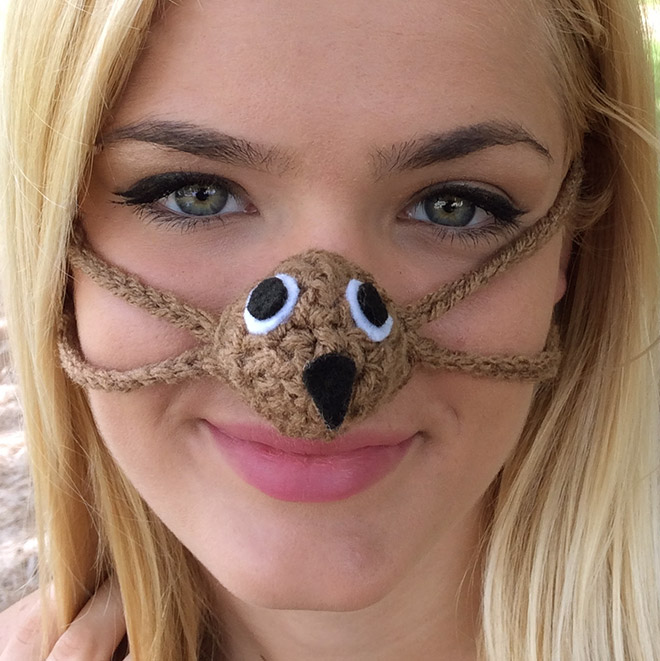 nose warmer14 - Is Your Nose Always Cold? Then Try Nose Warmers To keep Your Nose Warm