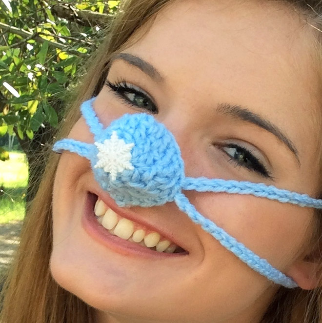 nose warmer4 - Is Your Nose Always Cold? Then Try Nose Warmers To keep Your Nose Warm