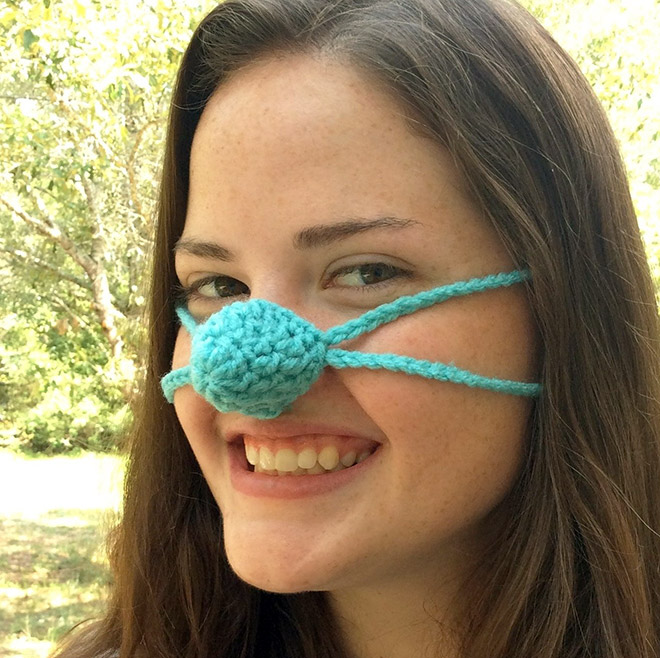 nose warmer5 - Is Your Nose Always Cold? Then Try Nose Warmers To keep Your Nose Warm