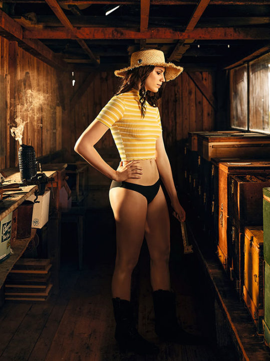 German farm girl 1568941 - German Farm Girls Have Stripped Off For A Saucy Comic-Book Themed 'Young Farmers Calendar' 2019
