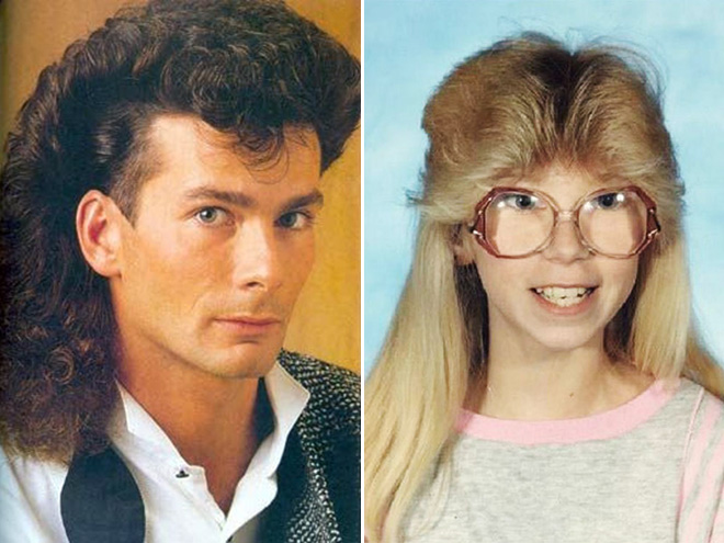 Weird And Hilarious 80's Hairstyles