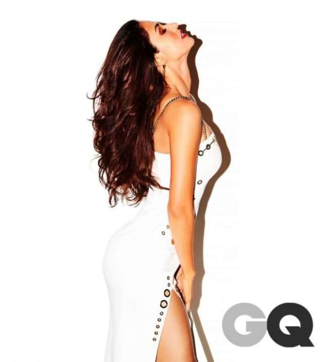 Disha Patani's GQ photoshoot
