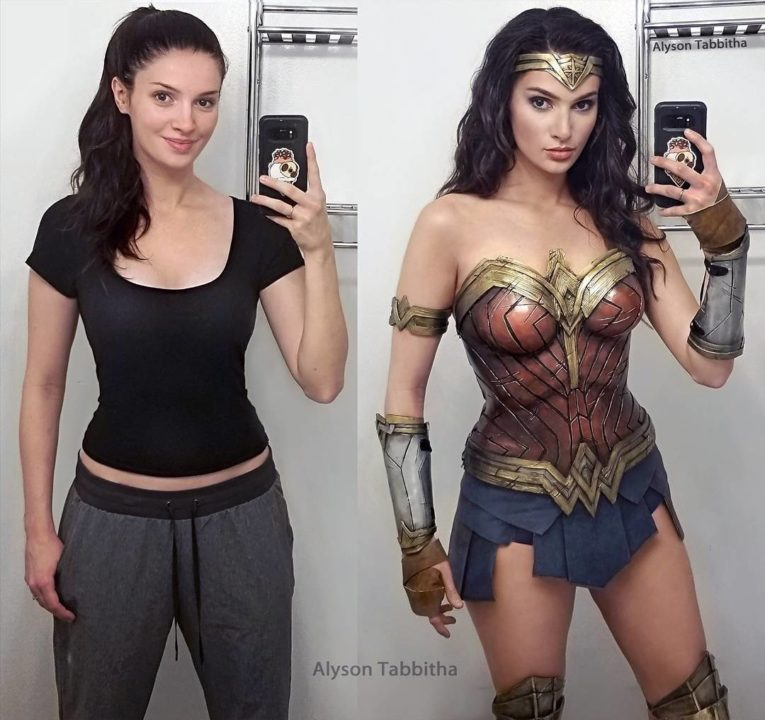 Alyson Tabbitha Wonder women