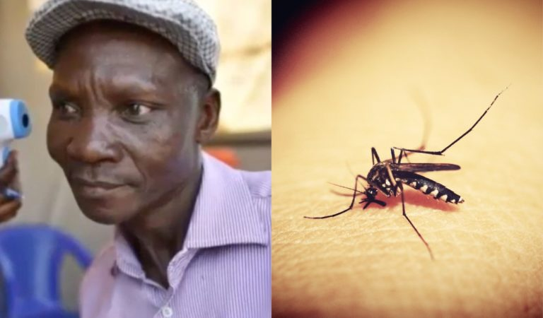 Man Whose Farts Can kill Mosquitoes