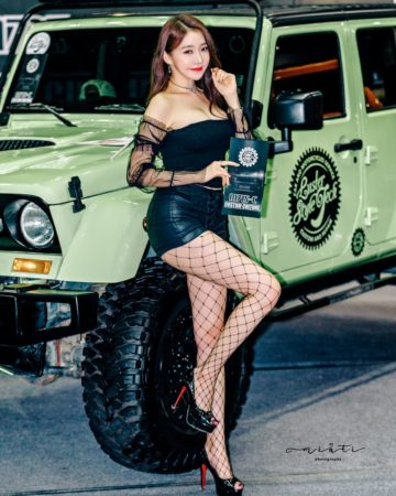 Top 10 Hottest Korean Models From The Racing World - Madspread