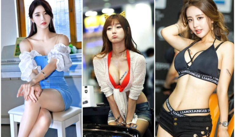 Hottest Korean Models
